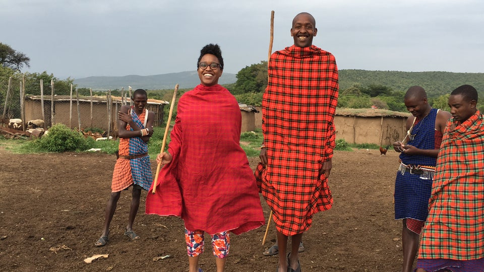 How I Quit My Job and Traveled All Over Africa